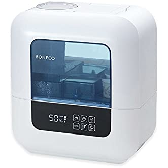 Boneco Air-O-Swiss Digital Cool or Warm Mist Ultrasonic Humidifier