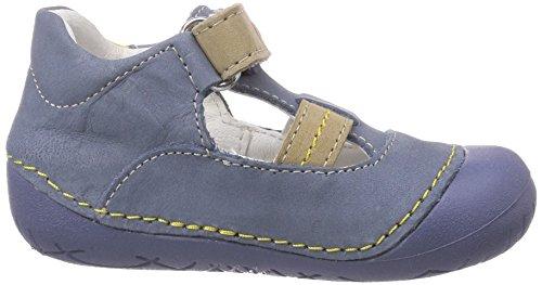 Blau Chaussures Pour Oswy garçon avio Primigi Bleu Souple Bébé CqwFOZS