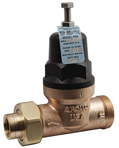 Apollo Valves 69ELF114 3/4-inch Water Pressure Reducing Valve