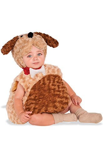 Puppy Toddler Costumes (Rubie's Costume Co. Baby Puppy Costume, As Shown, Toddler)