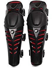 HEROBIKER Motorcycle Knee Pads Protector Guards Protective Gear