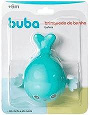 Brinquedo De Banho Baleia, Buba, Colorido