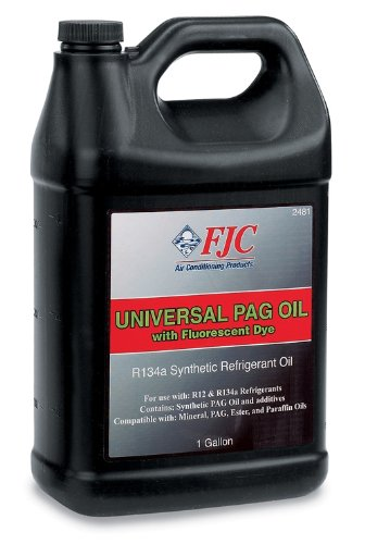 FJC 2481 PAG Oil - 128 fl. oz. by FJC