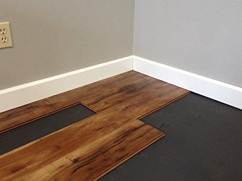3in1 Silent Vapor Barrier Flooring Underlayment Woverlap And Tape