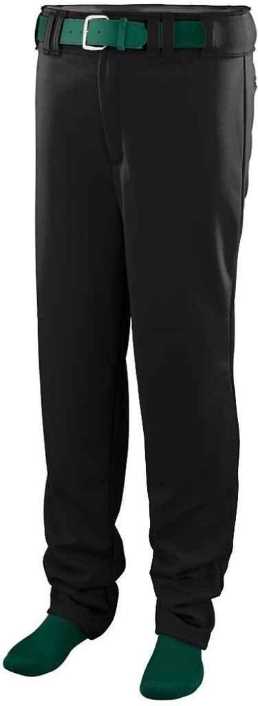 Augusta Sportswear Boys 'シリーズ野球パンツ B00F1TYDKI X-Large|ブラック ブラック X-Large