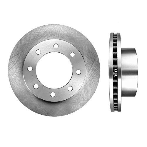 FRONT Premium Grade OE 346.96 mm [2] Rotors Set CBO200295 [ for Ford F-250 F-350 2005-2011 ]