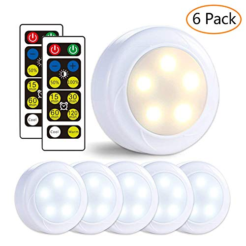 Cool White Led Puck Lights in US - 3