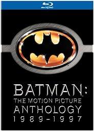 Batman: The Motion Picture Anthology, 1989-1997 (Batman / Batman Returns / Batman Forever / Batman & Robin