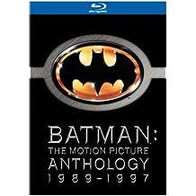 Batman: The Motion Picture Anthology, 1989-1997