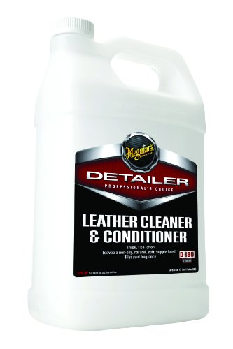 meguiars-d18001-leather-cleaner-and-conditioner-1-gallon