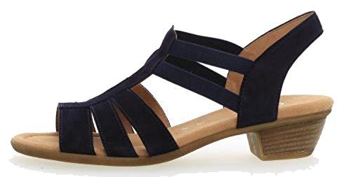 Gabor Women's Fashion Sandals Blue Blue 3 Blue AWEkVDHO5