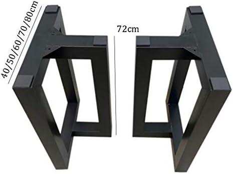 Base de escritorio T Industrial - Frame patas de la mesa de acero ...