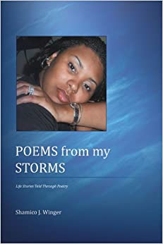 Book Poems From My Storms: Life Stories Told Through Poetry