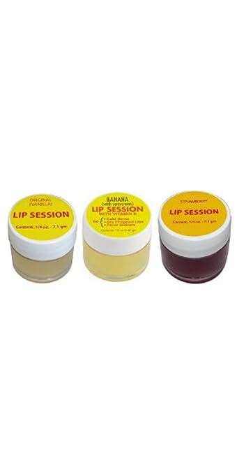 Review Lip Session Lip Balm