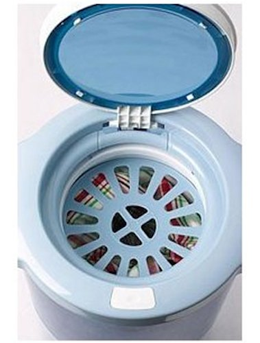 countertop washing machine with spin cycle