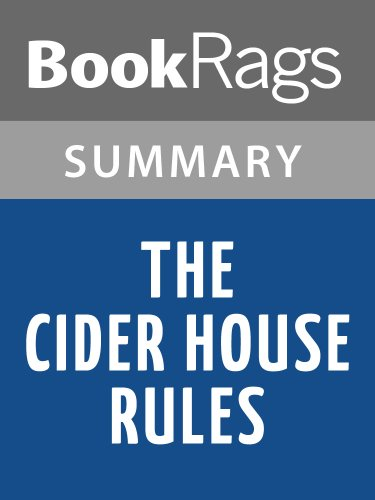 cider house rules book summary