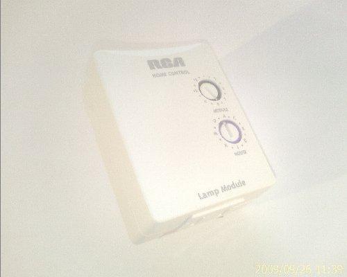 RCA Home Control X-10 Lamp Module Model HC10LM