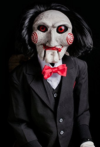 Saw - Billy the Puppet Prop Replica for $<!--$180.00-->