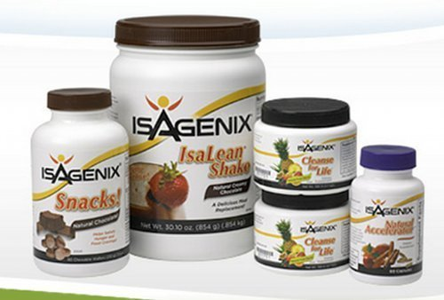 Isagenix 9 Day Deep Cleansing System -...