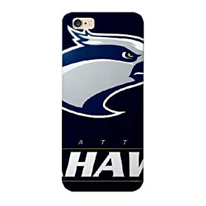 High-quality Durable Protection Case For Iphone 6 Plus(seattle Seahawks Logo) For New Year's Day's Gift