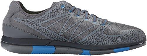 Skechers de hombre Go flex-aviator zapato diario gris/azul