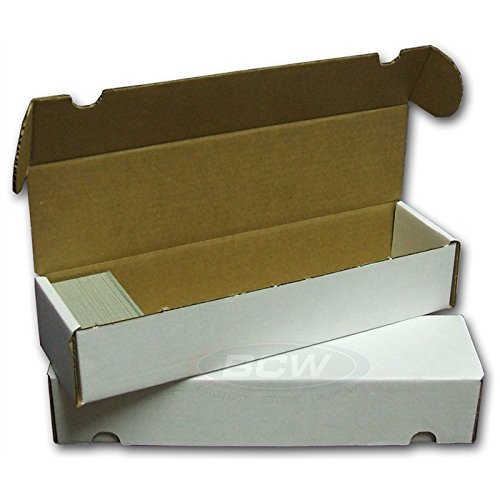 BCW Card Storage Boxes Gaming
