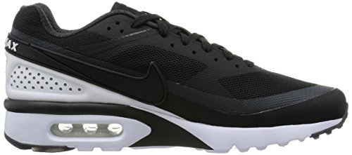 Nike Heren Air Max Bw Ultra Loopschoenen Zwart / Wit / Antraciet