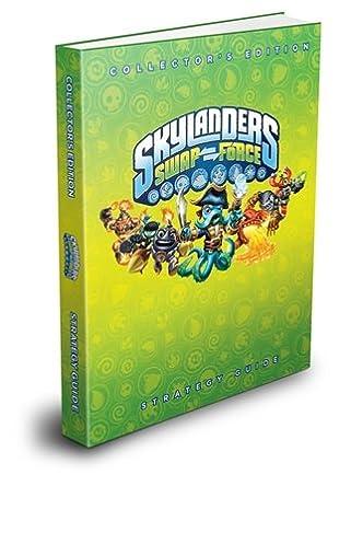 skylanders swap force collector s edition strategy guide bradygames rh amazon com Skylanders Swap Force Maps All Skylanders Swap Force Characters