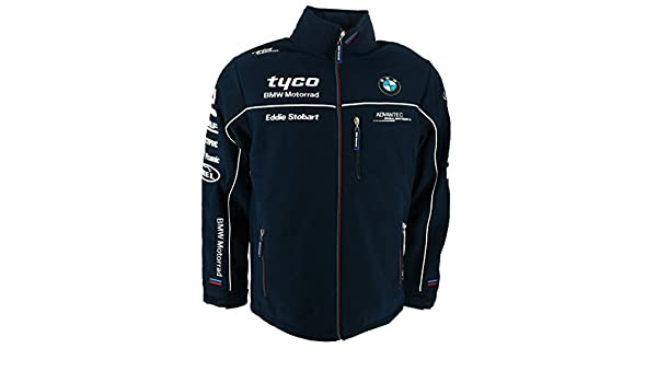 Amazon.com : Tyco BMW British Superbike & International Racing Softshell Jacket Official 2018 : Sports & Outdoors