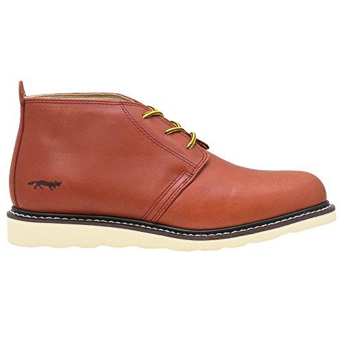 Golden Fox Arizona II Men's Chukka Boot Casual Workboots Redwood 11