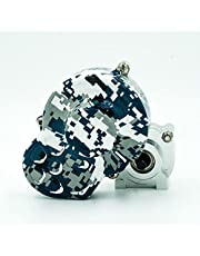 SCX10 Metal Gearbox - (White Digital camo) 48P