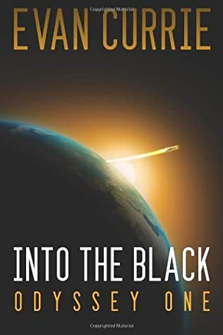 book cover of Into the Black