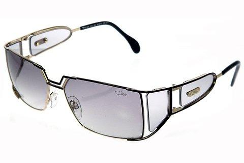 36ee6744899b Amazon.com  CAZAL 950 Sunglasses Sun Glasses SILVER Lens SILVER ...