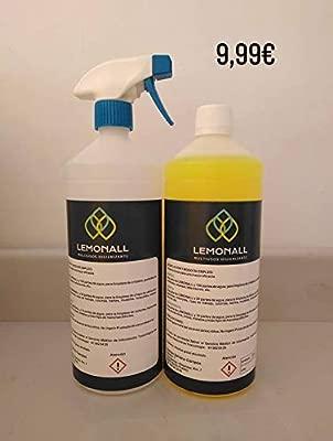 Lemonall Multiusos Higienizante Concentrado: Amazon.es: Hogar
