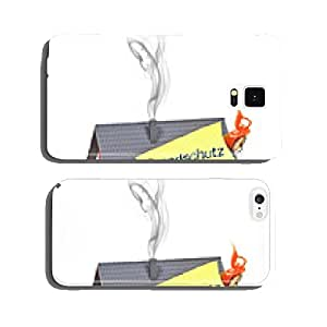 House list and fire protection and safety cell phone cover case Samsung S5