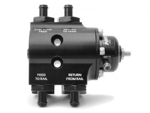 Perrin Performance PSP-FUL-301 Black Tool Kit Perrin 08-15 Subaru STi Adjustable Fuel Pressure Regulator