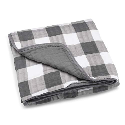 Parker Baby Muslin Blanket