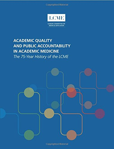 Academic Quality and Public Accountability in Medical Education: The 75-Year History of the LCME
