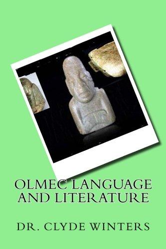 Olmec Language and Literature