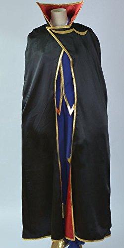 Code Geass Zero Cosplay Costumes (Onecos Code Geass Zero Cosplay Costume)