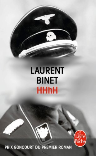 By Binet Hhhh Ldp Litterature French Edition Mass Market Paperback