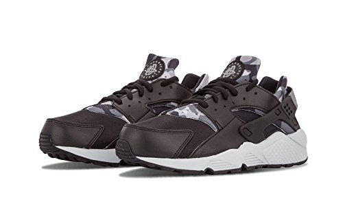 Nike Grey Print Chaussures Black Huarache Noir de Air Femme Run WMNS Sport Cool rRqSwgr