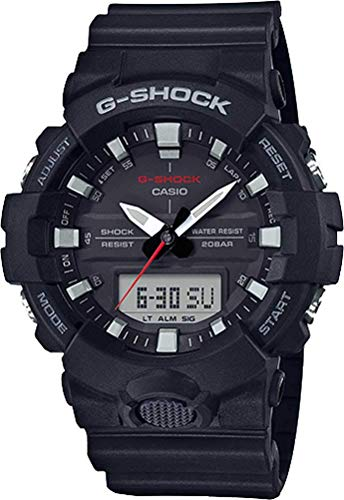 G-Shock Men's GA-800 Black One Size ()