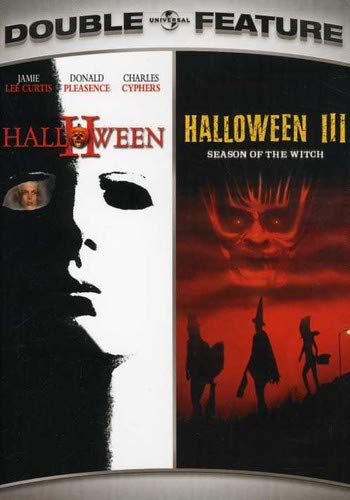 Halloween Michael Myers Collection Dvd (Halloween II / Halloween III: Season of the Witch (Double)