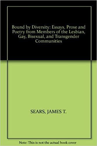 Bound By Diversity  Essays Prose Photography And Poetry By  Bound By Diversity  Essays Prose Photography And Poetry By Members Of  The Lesbian Bisexual Gay And Transgender Communities James T Sears  Review Of Related Literature Ordering System also Yellow Wallpaper Essay  Essay Proposal Outline