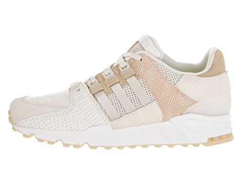 adidas hombres del equipo Running Support Running Shoe Cwhite/Cbrown/Owhite