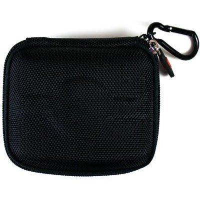 - Black Nylon GPS Carrying Case for Garmin Nuvi 200, 205, 250, 255, 260, 270, 3...