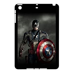 taoyix diy C-EUR Diy Case Captain America Customized Hard Plastic Case For iPad Mini