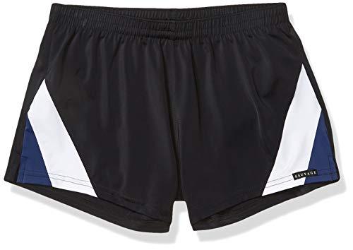 Men/'s Turquoise Nylon Lycra Spandex Bike Athletic Shorts