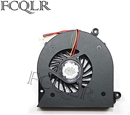 FCQLR Laptop Fan Compatible for Toshiba Satellite A505-S6007 A505-S6009 A505-S6012 Compatible Laptop Fan